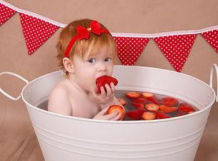 Fruit Splash Photoshoot & Strawberry Splash Photoshoot & Fruit Splash Photography Norwich & Great Yarmouth in Norfolk
