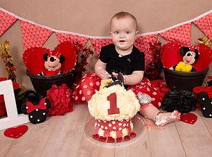 Cake Smash Photography Norwich | Cake Smash Photoshoot | Cake Smash Photography Great Yarmouth | Gemerations Photography