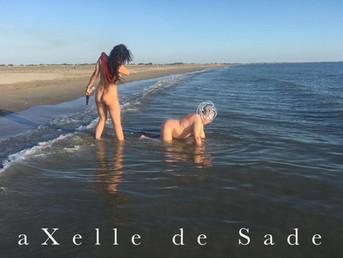Au service d'aXelle pendant ses vacances - épisode final -