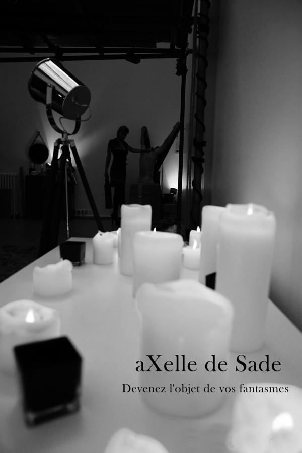 aXelle de Sade