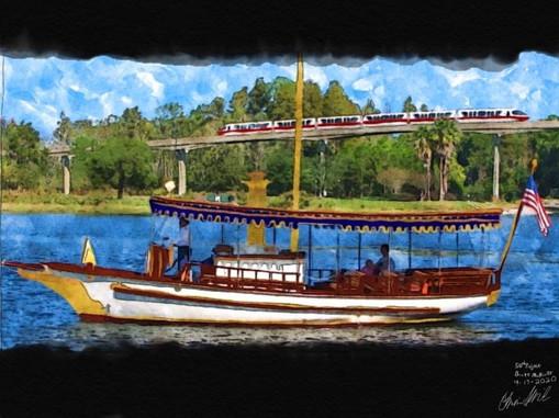 50th Remodel Boat #1