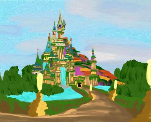 Fantasia Castle Revision - 5/3/2020