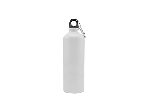 Bouteille d'eau aluminium 750 ml BLH750W