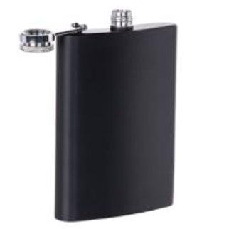 Flasque à boisson noir mat AC-574