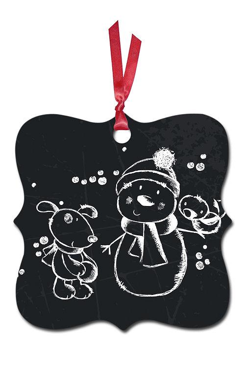 Ornement de Noël Z10-006