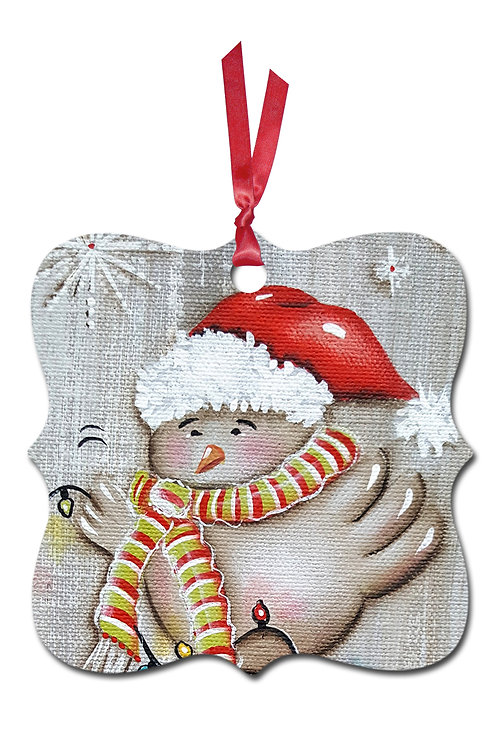 Ornement de Noël Z10-014