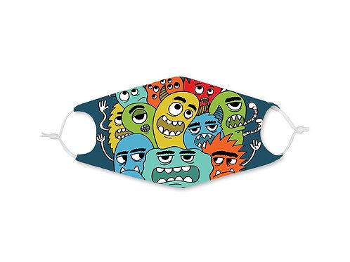 Masques avec filtre collection enfant z03-016