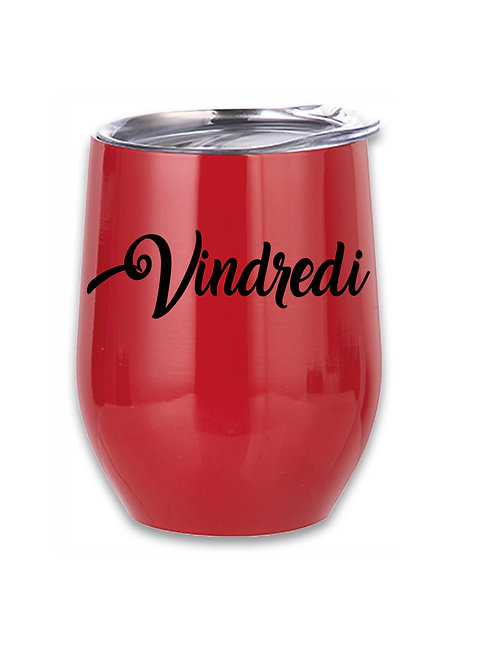 Verre à vin stainless steel AC-511-2