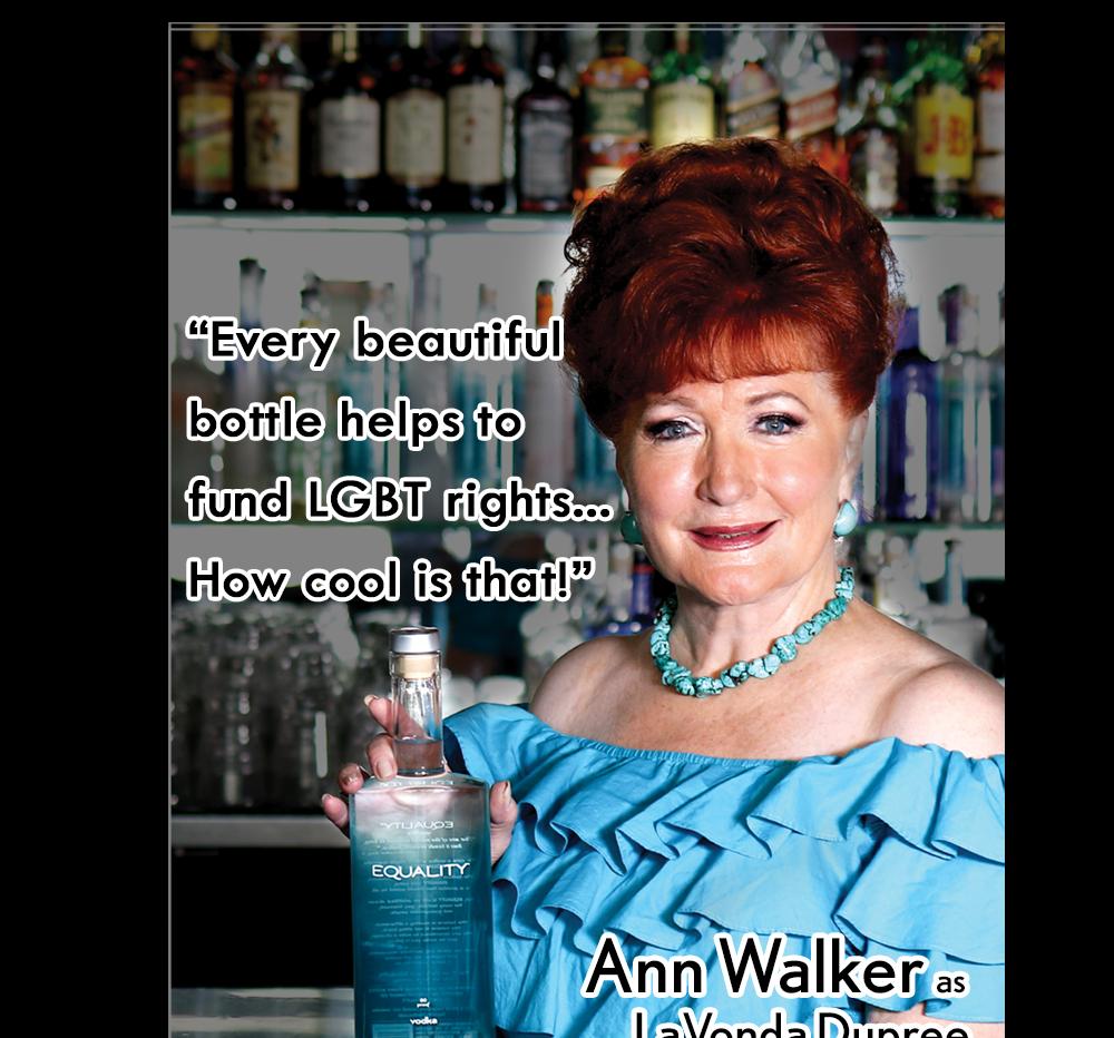 ANN WALKER!