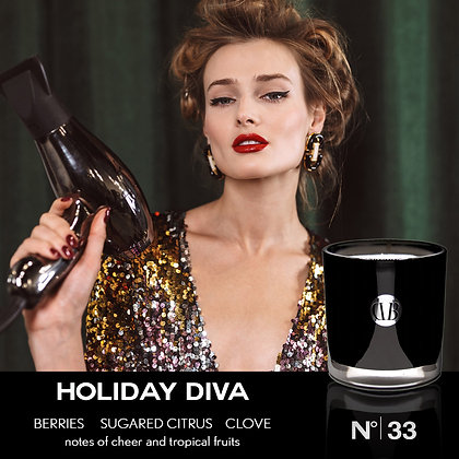 No. 33 | HOLIDAY DIVA