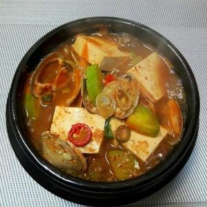 Dwenjang Jjigae