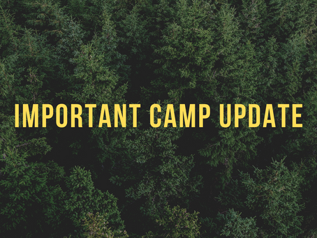 July 16 - Camp Update