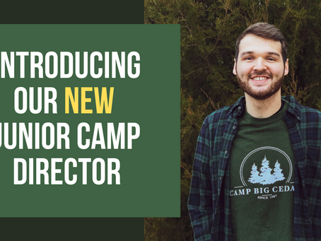 Introducing our New Junior Camp Director