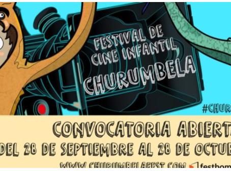 IMCINE - Festival de Cine Infantil Churumbela 2020