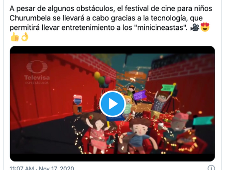 Twitter Televisa Espectáculos