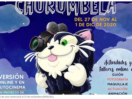 Milenio - El Festival Churumbela en su cuarta edición se hará de forma híbrida