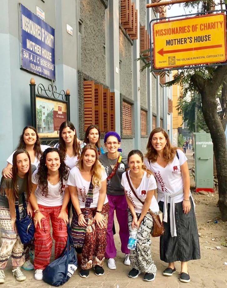 Casa misioneras de la caridad
