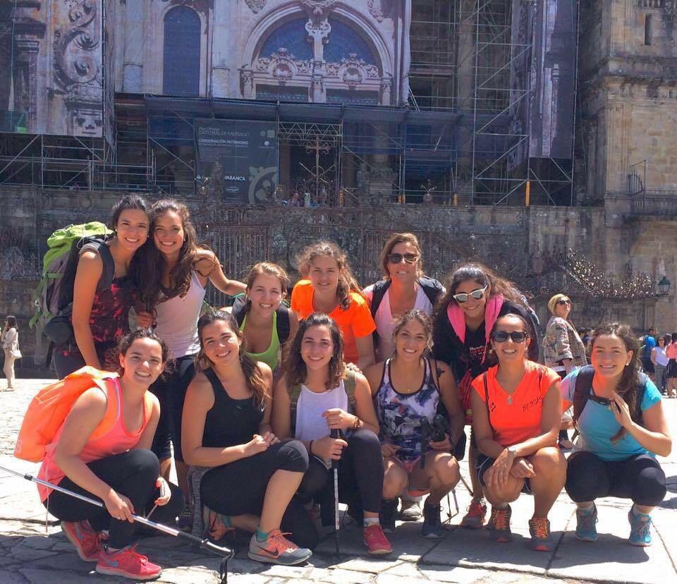 Camino Santiago 2015