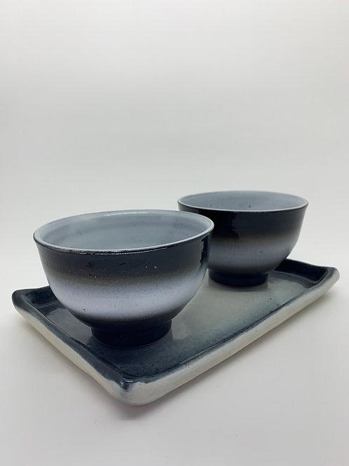 Bowl Duo M | Fundo branco