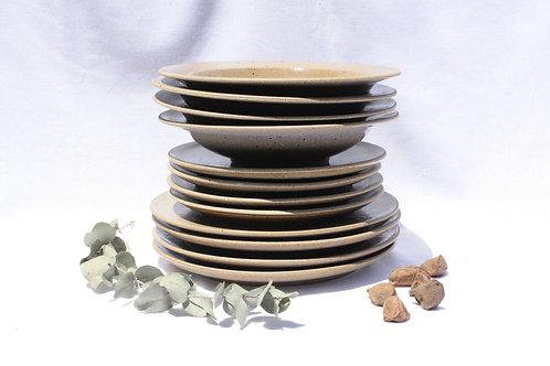 Pratos SHIZEN #1 | 16 peças