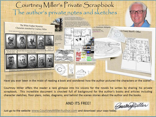 Author Shares His Private Scrapbook