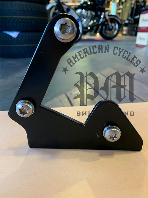 FTR 1200 PM Adapter Side License Plate Bracket