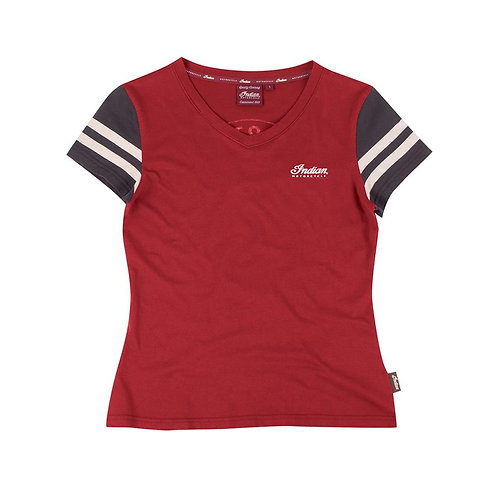 Womens Contrast Icon Tee