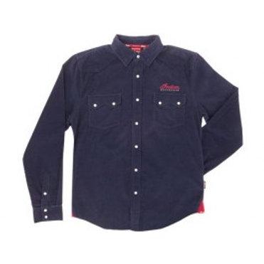 Men's Pincord Shirt - Blue
