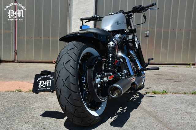 Harley Summer 63