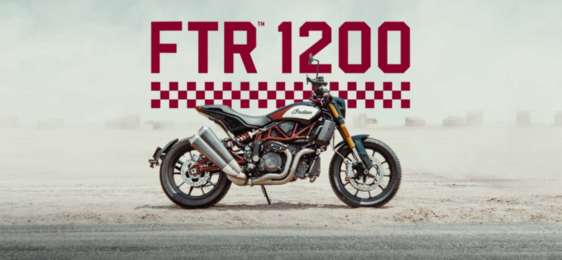 Custom Parts FTR 1200