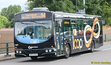 Go North East Bus Service 94
