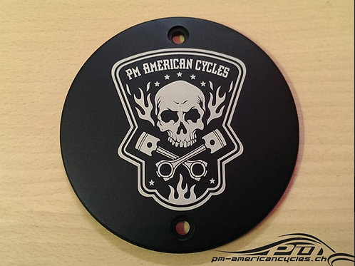 Derby Cover PM Skull