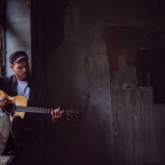 TOM WOODS / Concert - Blues, Folk anglaise