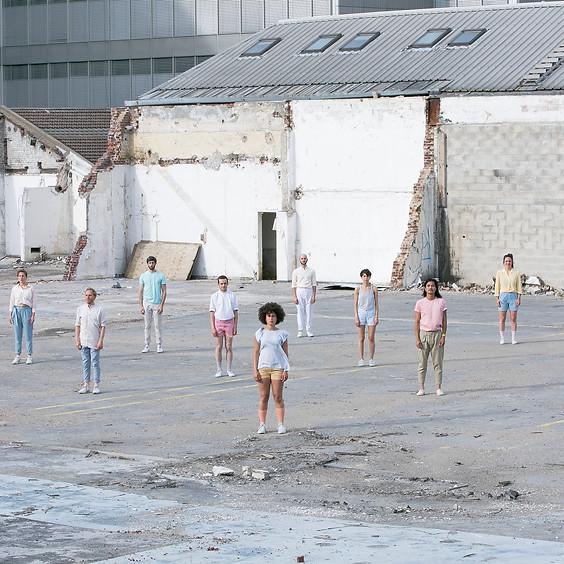 STATU / Performance - Danse