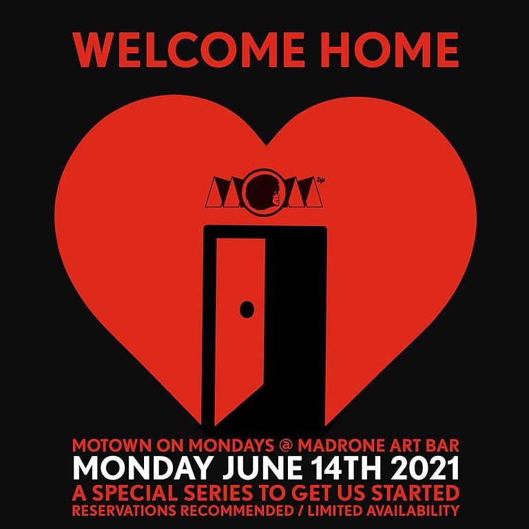 6/14 MOM WELCOME HOME