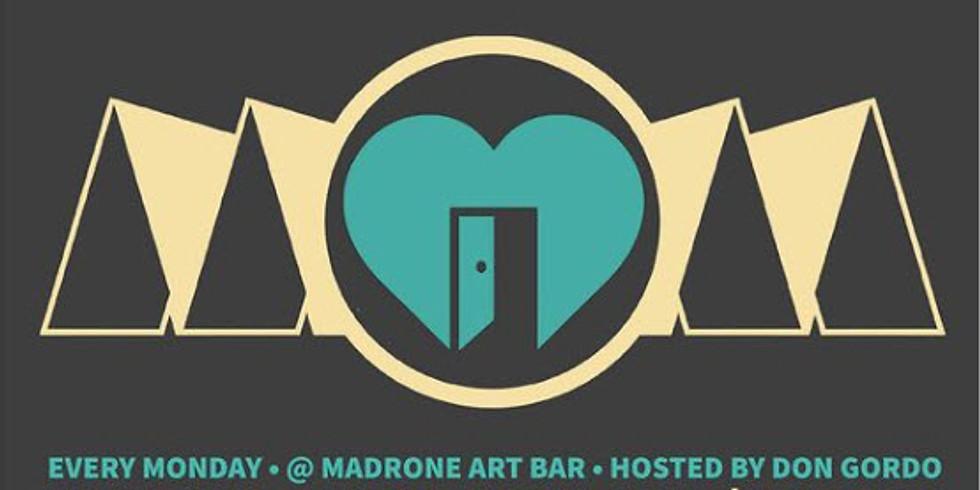 6/21 MOMDjs Live @MadroneArtBar