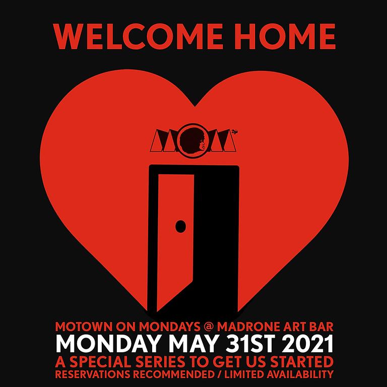 5/31 MOM WELCOME HOME