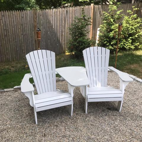 Bates Double Chair