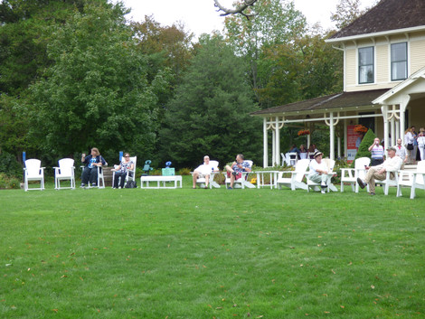 South Shore Hospital Charity Croquet