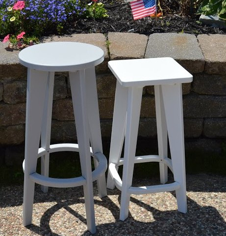Second Cliff Stools