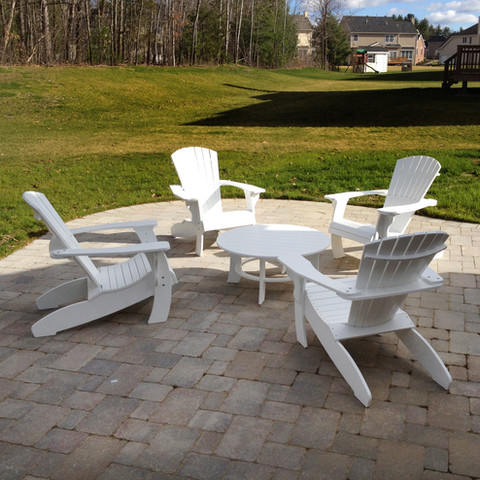 Situate Chairs with Conversation Table