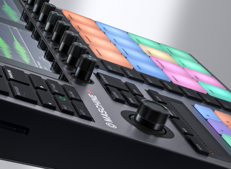 CHECK OUT THE NEW MASCHINE+