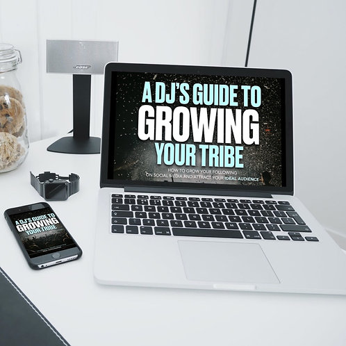 A DJ's Guide To Growing Your Tribe - Digital Course