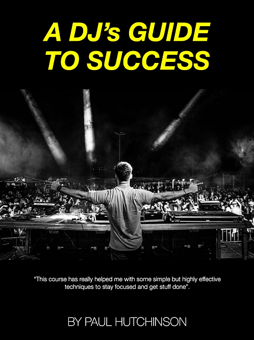 A DJ's Guide To Success
