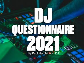 DJ QUESTIONNAIRE 2021