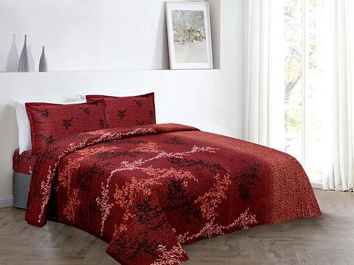 Cotton 200 TC Procion Double bed sheet king size