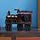 Thumbnail: Madhu Homes Cooper color Steam Engine Miniature Figurine Decorative Showpiece