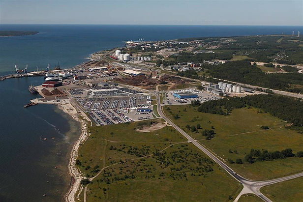 Tallinn business port
