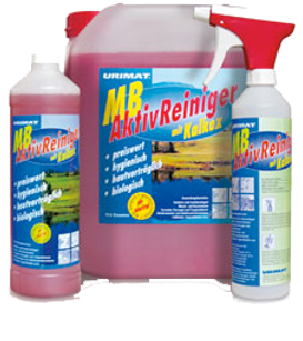 MB Active Cleaner Eesti