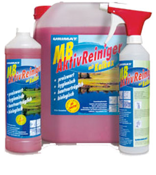 MB-Active Cleaner, Global Pipe Oü